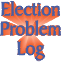 Election Problem Log image