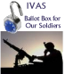 I.V.A.S - Ballot box for our soldiers