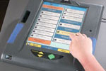 Flawed iVotronic voting machine
